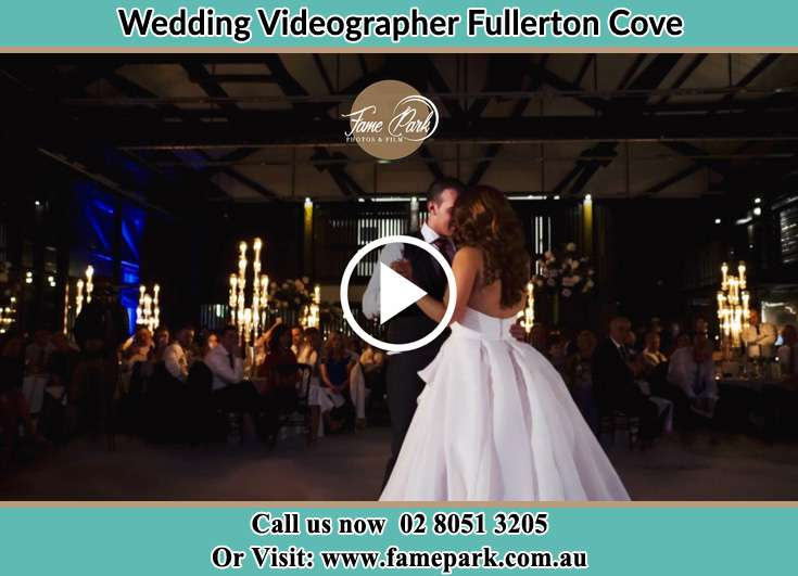 Bride and Groom looking at each other while dancing Fullerton Cove NSW 2318