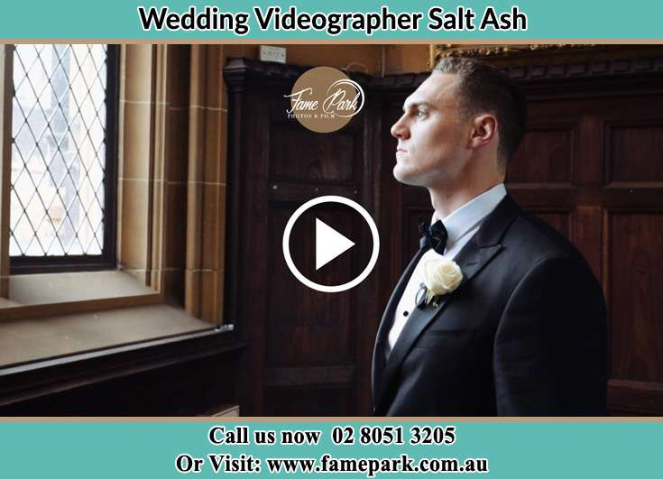 Groom already prepared Salt Ash NSW 2318