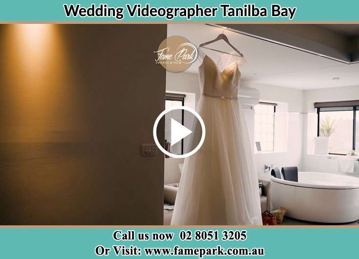 The wedding gown Taylors Beach NSW 2316