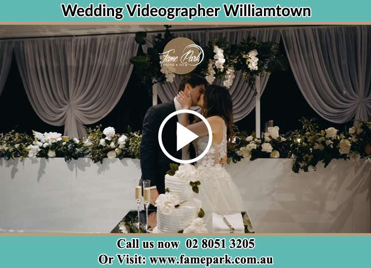 The new couple kissing Williamtown NSW 2318